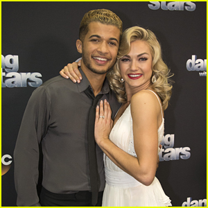 Jordan Fisher is Stepping Up on 'DWTS' For Lindsay Arnold: 'I Want Her to Win So Badly'