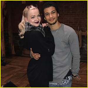 Jordan Fisher Talks About Working With Dove Cameron & We're Legit Melting