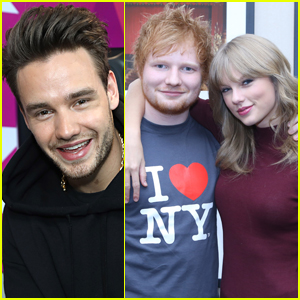 Liam Payne Shares His Favorite Story About Ed Sheeran and Taylor Swift's Involved!