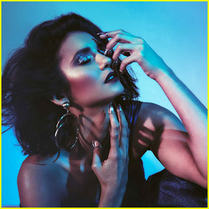 Nina Dobrev Stuns in 'Rogue' Magazine Cover Shoot