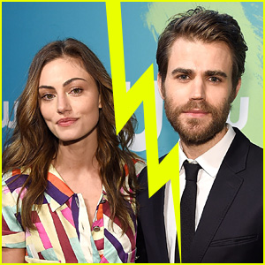 It's Over Again for Paul Wesley & Phoebe Tonkin