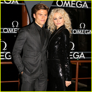 Pixie Lott & Oliver Cheshire Aren't In Any Rush To Get Married
