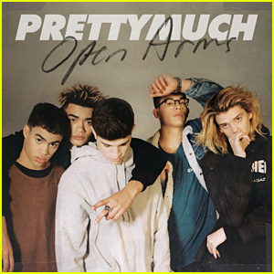 PRETTYMUCH Kick Off New Song 'Open Arms' in A Capella - Listen Now!