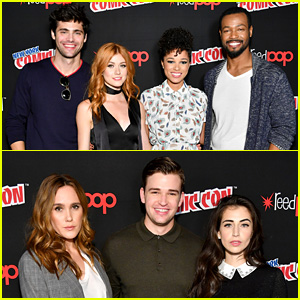 'Shadowhunters' & 'Beyond' Get Premiere Dates & Trailers - Watch Now!