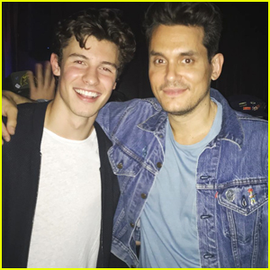 Shawn Mendes Once Referred to John Mayer As A 'Music God'