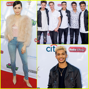 Sofia Carson, Jordan Fisher & In Real Life Team Up For an Amazing Cause!