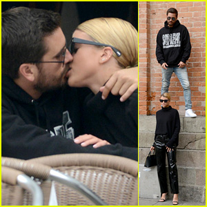 Sofia Richie & Scott Pack on the PDA During a Day Date in Venice!