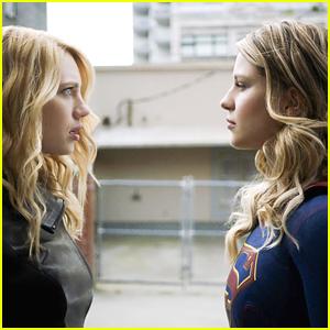Yael Grobglas Preys on Melissa Benoist's Fears in Tonight's New 'Supergirl'