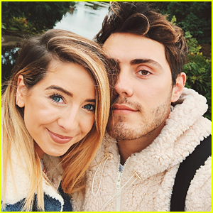 Zoella & Alfie Deyes Celebrate Five Years Together