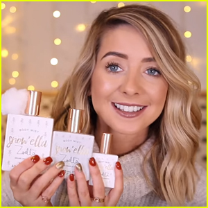 Zoella Shares New Snowella Holiday Beauty Collection!