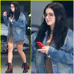 Ariel Winter is Getting in the Holiday Spirit!