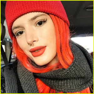Bella Thorne's New Tattoo Has a Sweet Message!