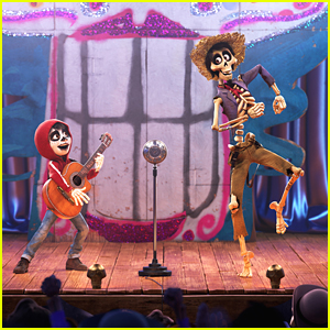 Miguel Plays His Heart Out at Battle of the Bands in 'Coco' - Watch All the Clips Here!