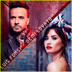Demi Lovato & Luis Fonsi Debut Epic 'Echame La Culpa' Music Video - Watch!