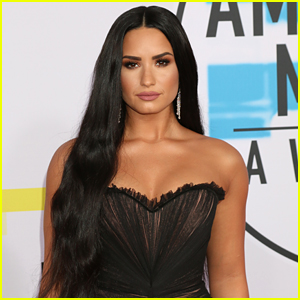 Demi Lovato Wears A Wedding Dress in New Twitter Pic & Fans Are Freaking Out