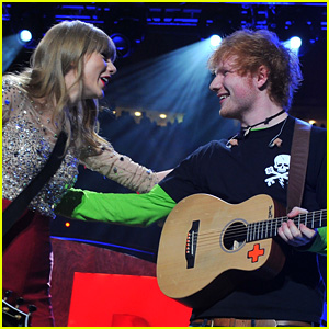 Ed Sheeran Responds to Rumors That Taylor Swift Wrote 'Dress' About Him