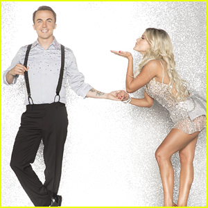 Frankie Muniz & Witney Carson Recreate 'Carnival De Paris' Paso Doblé on DWTS Season 25 Week #9 (Video)