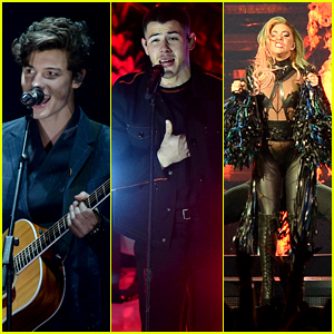 Shawn Mendes, Nick Jonas & Lady Gaga Are Performing at the American Music Awards 2017!