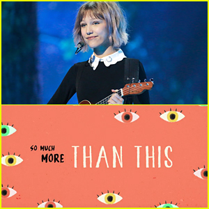 Grace VanderWaal Debuts Fun Lyric Video For 'So Much More Than This' - Watch Now!