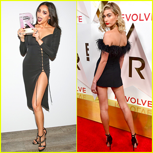 Shay Mitchell Wins Muse of the Year at Revolve Awards 2017!