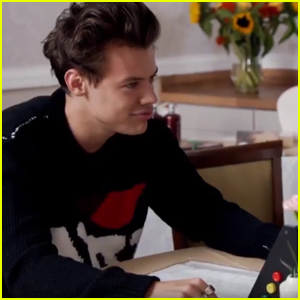 Harry Styles Hilariously Calls a Bingo Game at a Retirement Home - Watch Now!