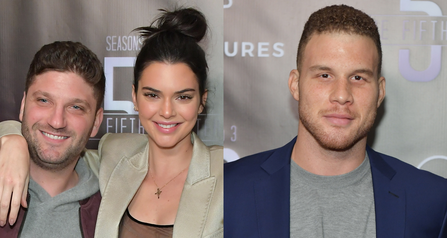 Kendall Jenner & Rumored Boyfriend Blake Griffin Both ...