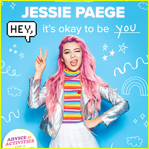 Jessie Paege Curates Self Love Playlist For New Book & Announces A Second Book Coming Next Year!