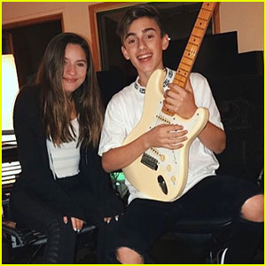 Johnny Orlando & Mackenzie Ziegler Are Working On New Music Together!!!