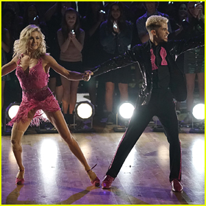 Jordan Fisher & Lindsay Arnold Take On The Charleston For Redemption Dance on DWTS Season 25 Finals (Video)