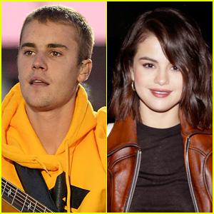 Selena Gomez Kisses Justin Bieber in New Photos!