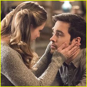 Melissa Benoist & Chris Wood Tease Kara & Mon-El's Reunion on 'Supergirl'