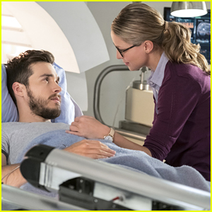 Mon-El Returns To Kara on Tonight's 'Supergirl' & Emotions Are All Over the Place