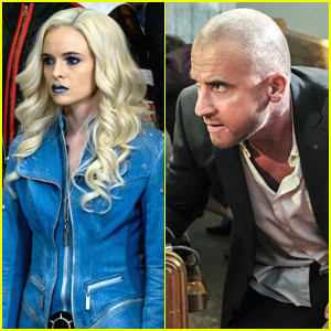 'Legends of Tomorrow's Heat Wave Has A Crush on 'The Flash's Killer Frost