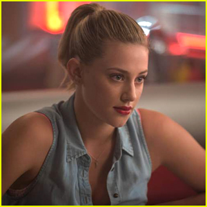 Lili Reinhart Reveals There's a Reason Betty Isn't Wearing Her Ponytail So High on 'Riverdale'