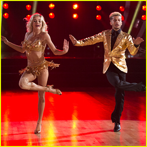 Lindsay Arnold Looks Back On All Jordan Fisher's Improvements Over DWTS Season 25 (Exclusive)