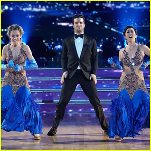Lindsey Stirling Teams With Kristi Yamaguchi for Trio Dance with Mark Ballas on DWTS Season 25 Week #8 (Video)