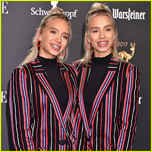 Musical.ly's Lisa & Lena Win Influencers of the Year at New Face Style Awards