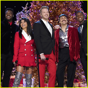 Singer Matt Sallee Dishes On Joining Pentatonix For The Holiday Season
