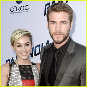 Miley Cyrus Got a Super Sweet Birthday Gift from Liam Hemsworth!