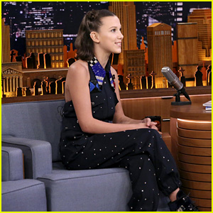 Millie Bobby Brown Is Totally Obsessed With The Kardashians - And They Love Her, Too!
