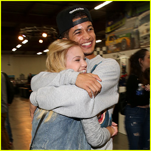 Olivia Holt Declares Herself Jordan Fisher & Lindsay Arnold's Biggest Fan With Super Cute Pic