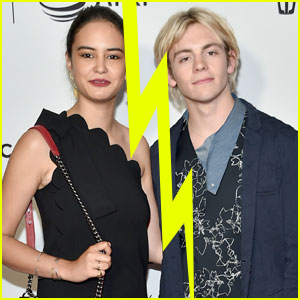 Ross Lynch & Courtney Eaton Break Up