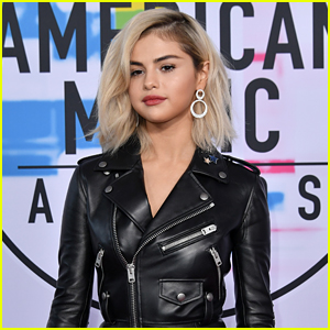 Selena Gomez's Platinum Blonde Hair Transformation Took Nine Hours to Complete!