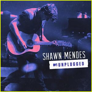 Shawn Mendes: 'MTV Unplugged' Album Stream & Download - Listen Now!