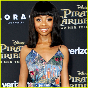 Skai Jackson's First-Ever Celebrity Crush is Super Relatable