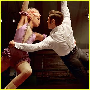 Zac Efron & Zendaya's 'Greatest Showman' Duet 'Rewrite The Stars' Is Here & It's Beautiful - Lyrics & Listen Here!