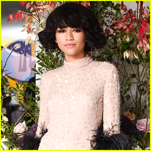 Zendaya Dishes On The Inspiration Behind Her Vintage Fashion Vibe