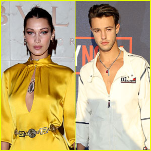 Bella Hadid & Cameron Dallas Win Big At Models.com Industry Awards!