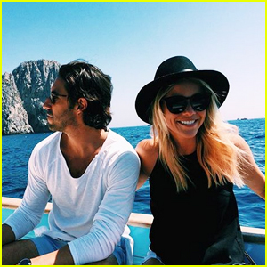 Claire Holt Announces Engagement to Boyfriend Andrew Joblon!