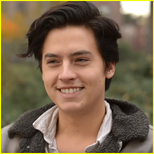 Cole Sprouse Reveals How He Got His First Job in Photography (Video)